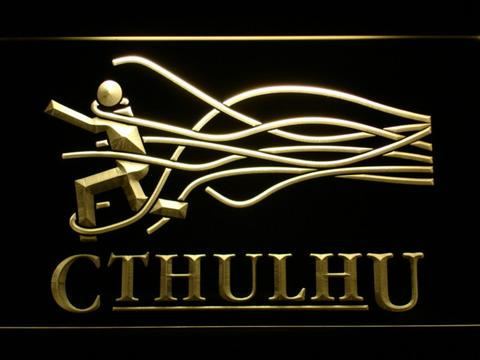 Cthulhu LED Neon Sign - Click Image to Close